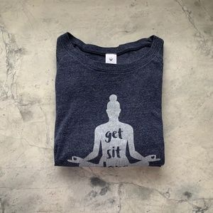 Inner Fire Activewear GET SIT DONE Pullover